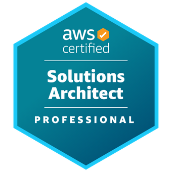 AWS Certified Solutions Architect - Professional Logo