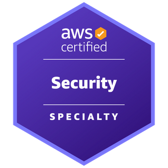 AWS Certified Security - Specialty Logo